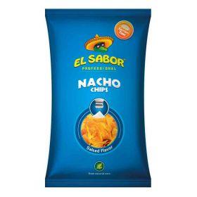 NACHOS CHIPS NAT.EL SABOR GR500