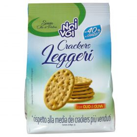 NOI&VOI CRACKERS LEGGERI GR.250