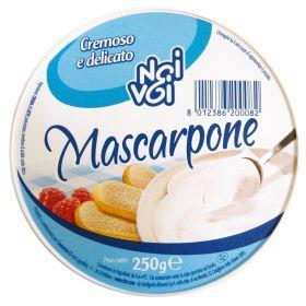 NOI&VOI MASCARPONE GR250