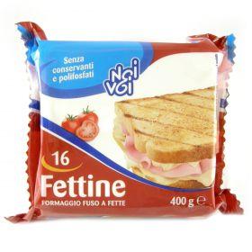 NOI&VOI FETTINE GR.400 16 FETTE