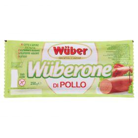 WUBERONE POLLO GR.250 WUBER