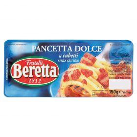 PANCETTA DOLCE CUBETTI BERETTA GR150