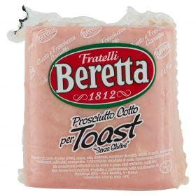 PROSCIUTTO COTTO TOAST BERETTA GR.800