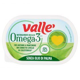 MARGARINA VALLE'PIU'OMEGA3 GR250