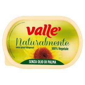 MARGARINA VALLE' GR.250 NATURALMENTE