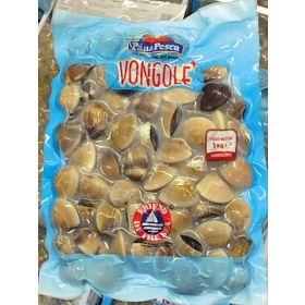VONGOLE C/GUSCIO KG1