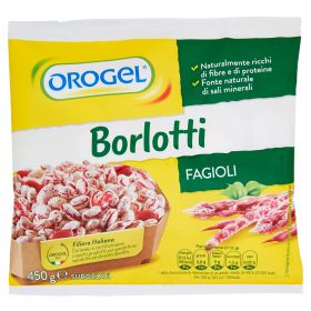 FAGIOLI BORLOTTI OROGEL GR 450