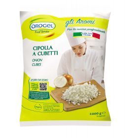 CIPOLLA CUBETTI OROGEL KG1