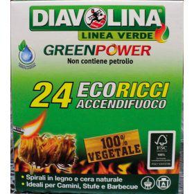 DIAVOLINA ECO-RICCI KG.1