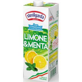 BEVANDA LIMONE MENTA STERILGARDA LT.1