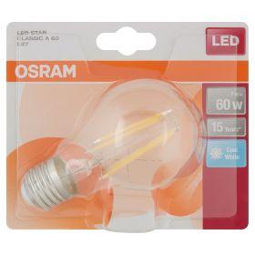 LAMP.LED STAR CLASSIC A60 CW E27 FIL CL