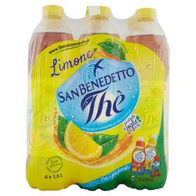 TE S.BENEDETTO LIMONE LT.1,5 PET