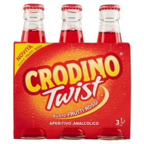 CRODINO TWIST FRUTTI ROSSI CL17,5X3