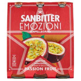 SANBITTER PASSION EMOZ.FRUTTA CL20X3