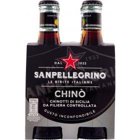 S.PELLEGRINO CL.20X4 CHINOTTO VTR
