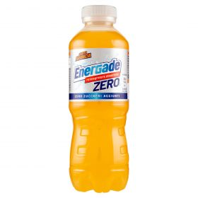 ENERGADE ZERO ARANCIA CL 50 S.BENED. PET