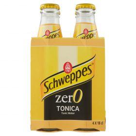 SCHWEPPES CL18X4 TONICA ZERO BOTT.