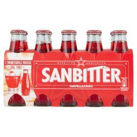 SANBITTER ROSSO CL.10X10 BOTT.