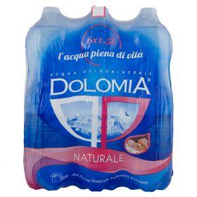 ACQUA DOLOMIA NATURALE LT 1,5