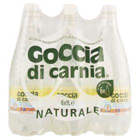 ACQUA GOCCIA CARNIA PET LT1 NATURALE